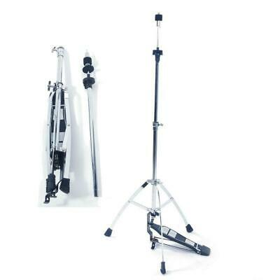 Glarry Hi-Hat Cymbal Stand Adjustable Height High Quality