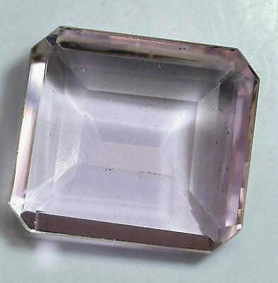VVS 95.25 Ct Natural Pink Brazilian Amethyst Loose Gemstone AGSL Certified AAA+