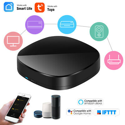 Tuya APP Smart WIFI To Infrared IR Remote Controller Hub For Air Conditioner TV