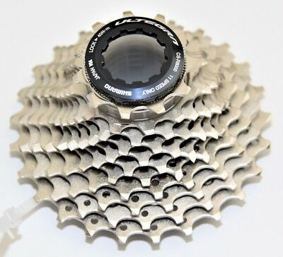 NEW Shimano Ultegra CS-R8000 Road Bike Cassette Sprocket 11 Speed 11-30T