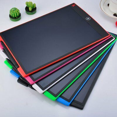 12 Inch LCD Digital Writing Tablet Drawing Board Electronic Graphic Board CD