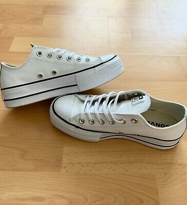 CONVERSE CHUCK TAYLOR All Star Lift in Weiß 37 / 37,5