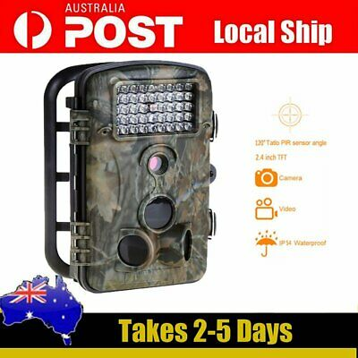 Trail Camera RD1000 Wildlife Hunting Cam Waterproof Security Night Vision QN #TG