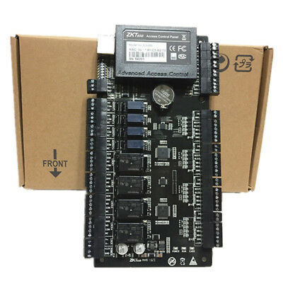 Network ZKteco C3-400 Access Control Board Access control Panel For 4 Door
