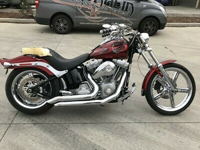 Harley Davidson Softail 04/2008 Model Project Make An Offer