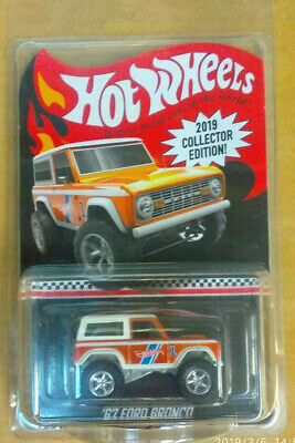 Hot Wheels  2019 - Mail In Exclusive #1 - '67 Ford Bronco