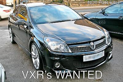 Vauxhall Astra VXR 2.0t 16v ( 240ps ) 2006 WANTED VXRS // TOP PRICES PAID //