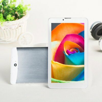 7 Inch HD 8GB+64GB Android 4.4 Dual Camera Phone Wifi Phablet Tablet PC CD