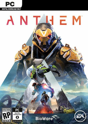 Download Code Anthem, PC-Gamekey