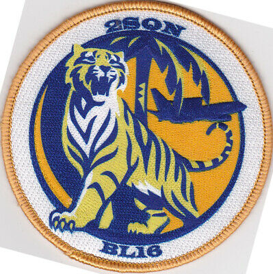 2 SQN Exercise Bersama Lima 2017 Singapore RAAF Australia Embroidered Patch
