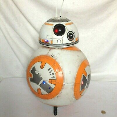 "CUSTOM PAINT BB8  big figs 18"" STAR WARS deluxe force awakens JAKKS PACIFIC"