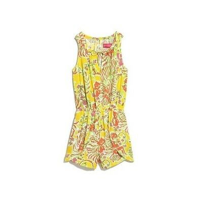 52e10f58c18 LILLY PULITZER FOR Target Challis Romper Happy Place Size 3X PLUS ...