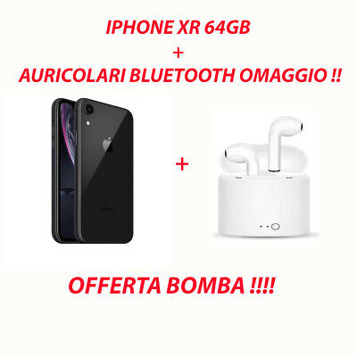 Promo! Smartphone Apple Iphone Ten R 64Gb A 665 Euro Con Codice Sconto!!