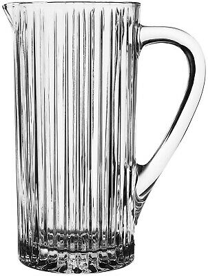 RCR CRYSTAL TIMELESS jUG 120cl (BOXED) NEW (Like Royal Doulton Linear)