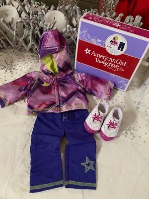 78a0ce0d51 American Girl Doll Star of the Slopes Outfit Ski Snow Suit New In Box Truly  Me