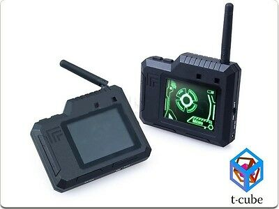 Localisation GPS Tracker militaire MT1268 x2 T-Cube Motion Tracker (Black)