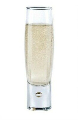 b8b835ab849 SET OF 4 Durobor 150ml Modern Stemless Champagne Flutes Prosecco ...