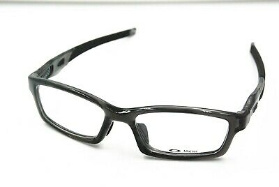 328efb95d9 Authentic Oakley Crosslink OX8027 0253 Eyeglass Glass Frame 53mm Pewter -  Black
