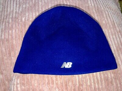 2f4f885925e New Balance Road Runners Men s Fleece Beanie One Size Cold Weather Winter  Hat