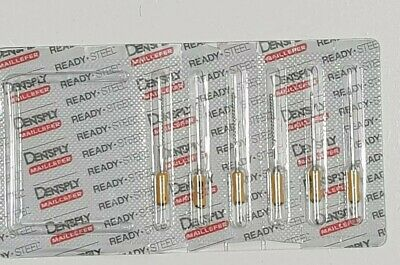 Dentsply Readysteel 6 K-flexoFiles iso100 25mm
