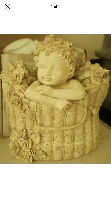 latex mould for making Lovely Baby In Gift Basket