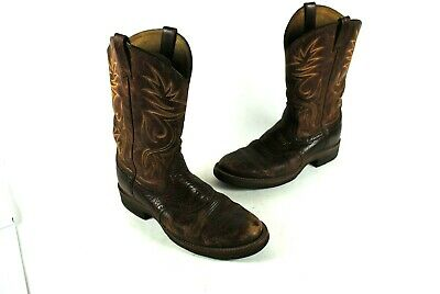 Cowboy Heritage Sole Boots Western Mens Ariat Crepe 39904 kXTPwilOZu