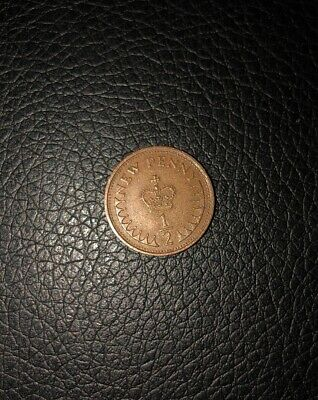 Half Penny ( New Penny) 1971 Coin