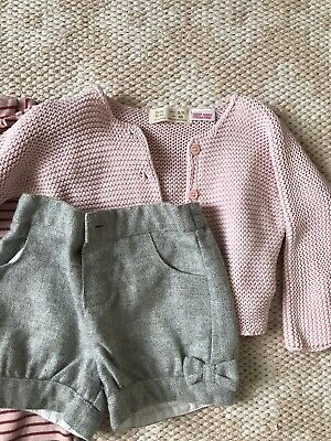 Baby Girl Bundle - Joules - Zara - Monsoon 3 - 6 Months Great Condition