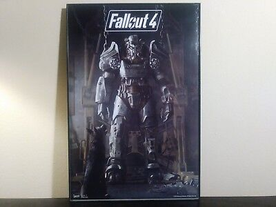 Brand New FP4128 Full Armour Fallout 4 Poster