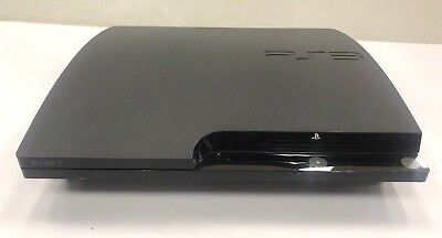 Sony PlayStation 3 Slim 320GB Black CECH-2501B Console ONLY | Tested Ships Fast>