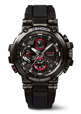 New Casio G-Shock Multi-Band 6 Atomic Connected Solar Powered MTGB1000B-1A