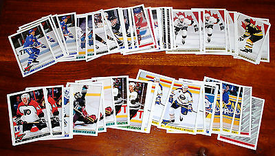 1993-94 OPC O-Pee-Chee Premier Hockey Cards. Single Cards.Take your pick.
