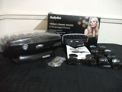 Babyliss Heated Hair Rollers Type R24 Ref 3035U. 20 Piece Set NEW