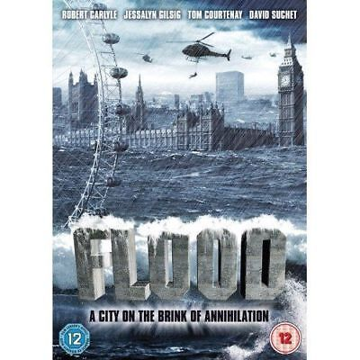 "FLOOD [DVD-2007, 1-Disc] Region 2. ""A CITY ON THE BRINK OF ANNIHILATION""*****"