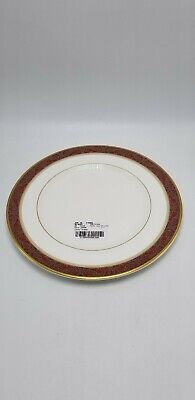 "Royal Doulton ""Martinique"" 10 3/4 Inch Dinner Plate"