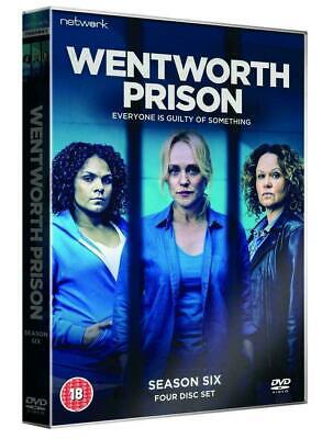 Wentworth Prison Complete Season 6 UK DVD Brand New Sealed Fast & Free Delivery