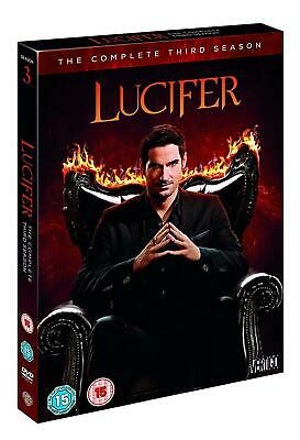 Lucifer Season 3 DVD Brand New Sealed- Free and Fast Delivery