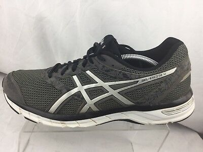 68b11abefce1 ASICS Gel Excite 4 Carbon silver black T6E3N 9793 Men shoes SIZE 12.5