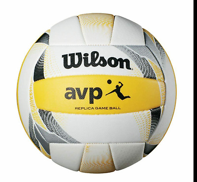 GENUINE Wilson AVP Replica Game Beach Volleyball Free Fast Dispatch & Shipping!!