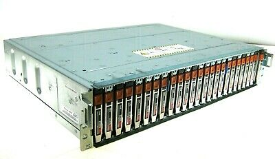 EMC VNX5300 SAE Hard Disk Expansion Array with 25x 600GB SAS HDD, 2 x Controller