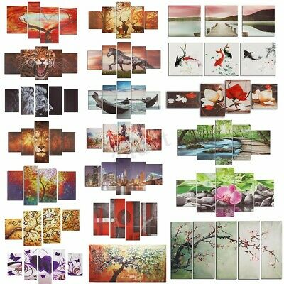 Unframed Modern Art Oil Painting Print Canvas Picture Home Wall Room