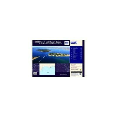 PACK CARTES MARINE IMRAY 2300 DORSET AND DEVON COASTS alciumpeche