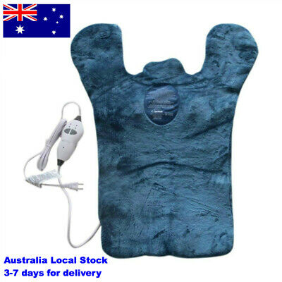 Heating Massage Shawl for Blue Magnetic Field Therapy Thermapulse Relief Pad