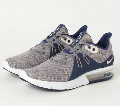 quality design 8dbb8 eefef Nike Air Max Sequent 3 Mens Trainers New Size UK 8.5 (EUR 43) Box