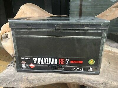 Biohazard Resident Evil Re:2 Collector's Edition Cero Z  Japan Edition