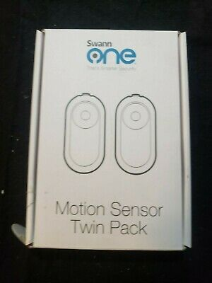 Swann One Smart Home Motion Sensor Twin Pack