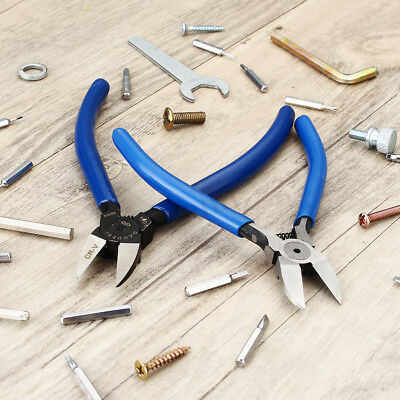Electrical Cutting Plier Jewelry Wire Cable Cutter Side Snips Flush Pliers