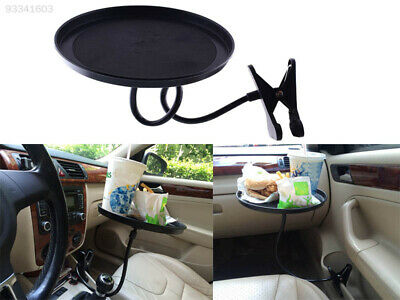 E950 OEM Car Swivel Cup Clip Holder Travel Table Stand Food Tray Stable