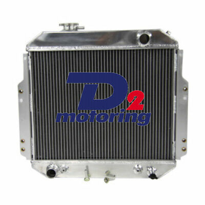 56Mm Radiator For 1988-1992 89 Nissan Forklift A10-A25 H20 2146090H10