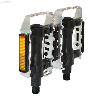 E763 Silver Bicycle Pedals Riding Pedals Mountain Bike Movement